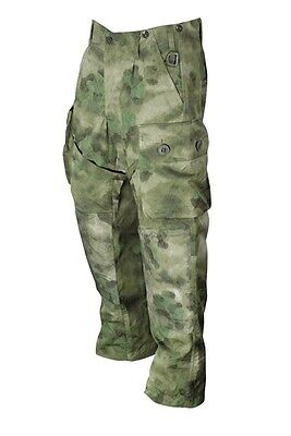 LEO KÖHLER KSK Combat Trousers A-TACS FG German Army Military pants Large