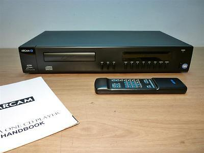 Arcam Alpha one CD Player + Remote + Manual  Excellent !