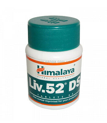 Himalaya Herbal healthcare Liv. 52 DS 60 Tabletten