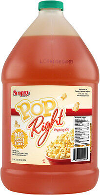 Snappy Pop Rite Popping Oil (1 Gallon)