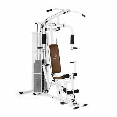 Klarfit Ultimiate Multi Home Gym 3000 Fitness-Station Krafttraining Schwarz