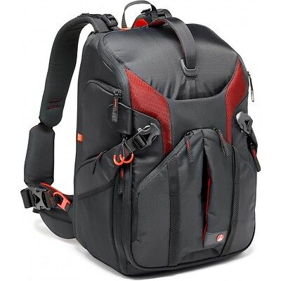 Manfrotto Pro Light Camera Backpack with 3-Way Wear
