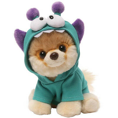 NEW OFFICIAL GUND Boo The World's Cutest Dog Monsteroo Itty Boo Plush 4056233