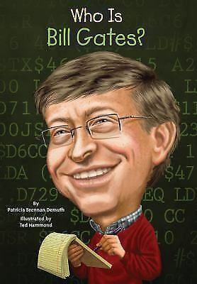 Who Is Bill Gates? (Who Was...?) - New - Patricia Brennan Demuth - Paperback