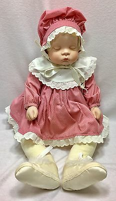 Sugar Britches Handcrafted Porcelain Doll Kathleen A Steuer Tomorrow's Heirlooms