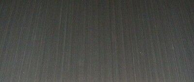 "Black Ebony composite wood veneer 24"" x 96"" with paper backer 1/40th"" thickness"