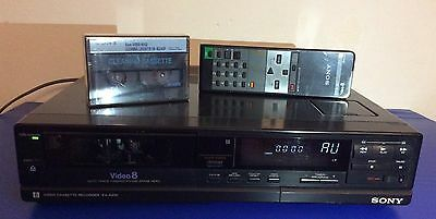 SONY ev-a200 VIDEO8 VIDEO CASSETTE RECORDER