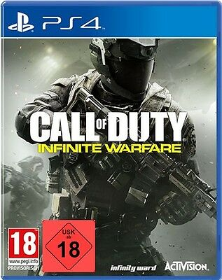 PS4 Spiel Call of Duty: Infinite Warfare NEUWARE