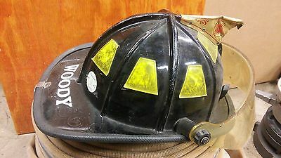Fire Fighter Traditional Style Helmet Cairns w