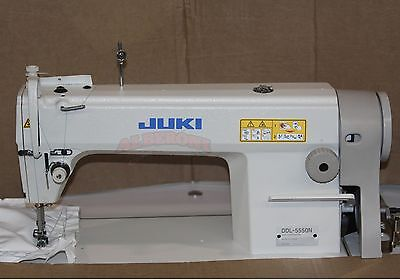 NEW Juki  5550N HEAD ONLY INDUSTRIAL SEWING MACHINE  AND FREE SHIPPING