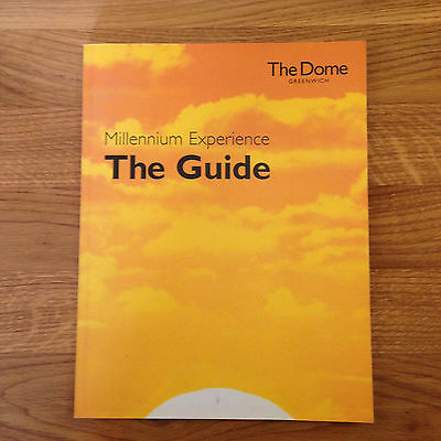 The Dome - Millenium Experience The Guide