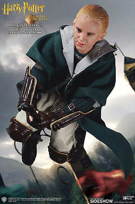 Harry Potter Draco Malfoy Quidditch Version 1:6 scale Figure Star Ace Sideshow