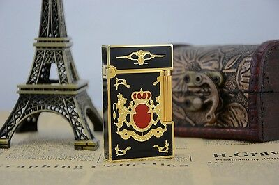 2016 HOT NEW S.T Memorial lighter Bright Sound! free shipping Chinese lacquer