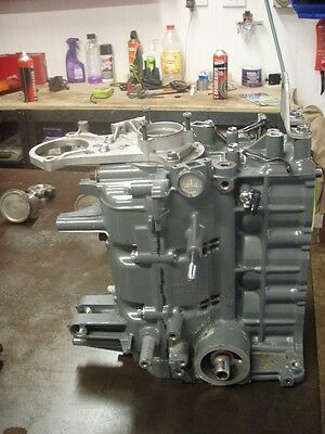 Johnson or Suzuki Outboard Cylinder Block and Crankcase