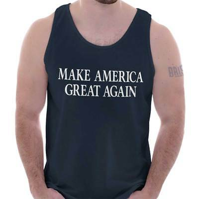 Make America Great President Donald Trump Vote Cool Shirt USA Tank Top