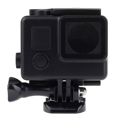 SHOOT Black Diving Waterproof Protective Housing Case Cover for GoPro Hero  3+ 4