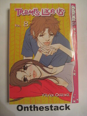 MANGA:  Tramps Like Us Vol. 8 by Yayoi Ogawa (Paperback, 2006) In new condition!