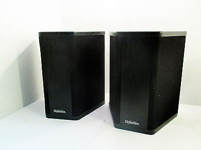 Definitive Technologies BP-1.2X Surround Speakers Pair