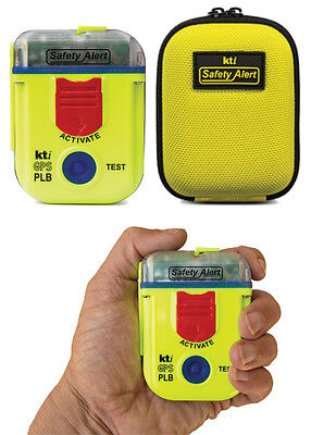 KTI Safety Alert SA2G Personal Locator Beacon PLB 406MHz 10 year Battery