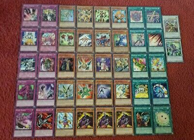 Yu-Gi-Oh Junk Synchron Deck - 40 cards complete BONUS 5 cards