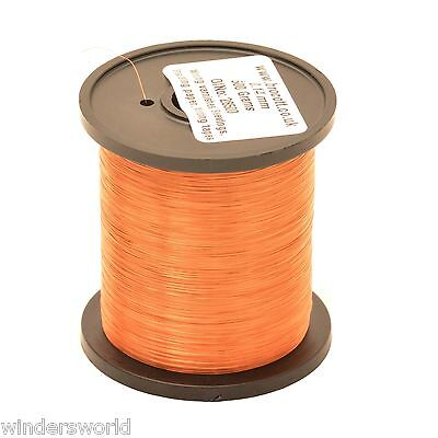 ENAMELLED COPPER WIRE - COIL WIRE, HIGH TEMPERATURE MAGNET WIRE - 125g - 0.18mm
