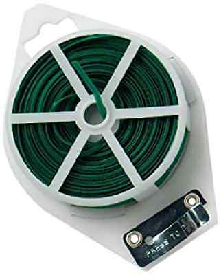 Reel Plant Twist Ties and Cutter, 100 m FREE SHIPPING
