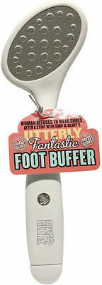 Soap and Glory Utterly Fantastic Foot Buffer ..3 in 1...