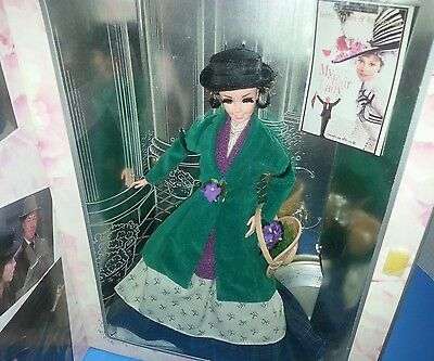 Barbie as Eliza Doolittle in My Fair Lady - Hollywood Legends collection