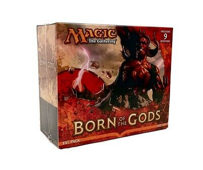 Born of the gods fat pack new sealed MTG Magic The Gathering