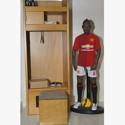 PAUL POGBA #6 MANCHESTER UNITED 30 cm 1/6 scale football action figure ONLY DOLL