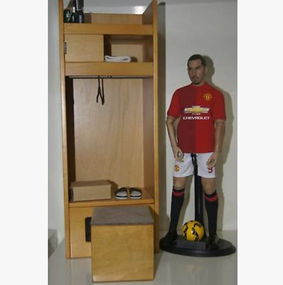 ZLATAN IBRAHIMOVIC #9 MANCHESTER UNITED 30 cm 1/6 football action figure DOLL