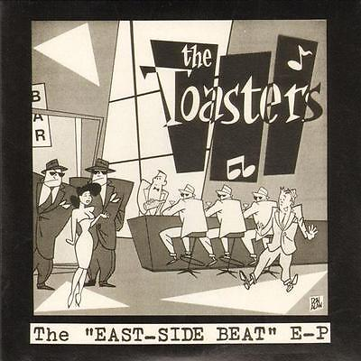 "TOASTERS * The East-Side Beat  EP  7"" neu"