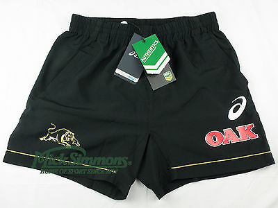 Penrith Panthers 2017 Training Shorts by Asics