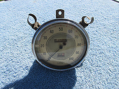 1935-1936 Ford Coupe Speedometer V8 Flathead