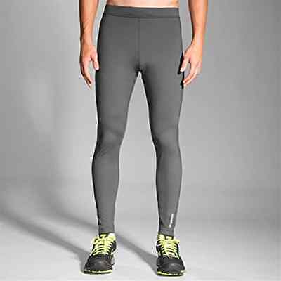 PANTALONE LEGGINGS UOMO RUNNING BROOKS GREENLIGHT TIGHT training fitness