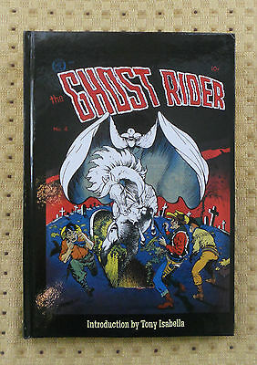 The Original Ghost Rider Vol 1 HC Hardcover, plus Frazetta Print Set