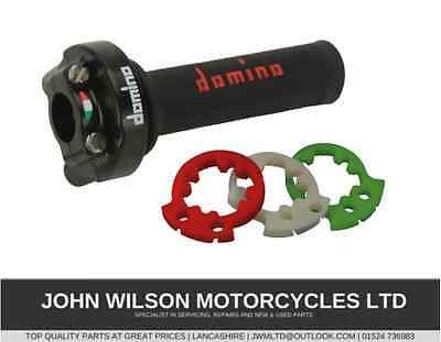 Yamaha YZF-R1 & R1 M 2015 Domino Quick Action Throttle Tube Guide Variable Cams