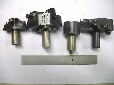 4 - turret tools for Hardinge or B&S turret Lathes or screw machines