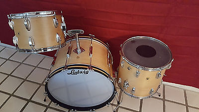 Vintage Ludwig Drum Set 3 pc.