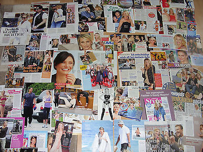 CAMERON DIAZ  - 60 parts :  clippings, articles, from german mags.