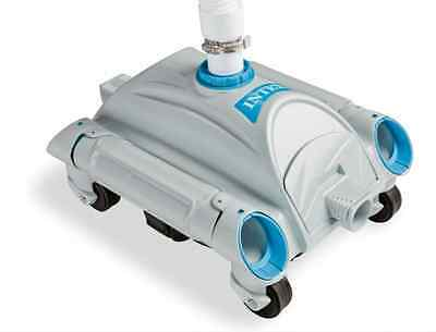 Intex Automatic Above Ground Swimming Pool Vacuum Cleaner Maintenance Robot