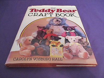 The Teddy Bear Craft Book: 25  Patterns for making teddy bears & accessories