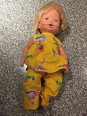 1976 Kenner Baby Hearbeat Doll - General Mills Fun Group - not working ?