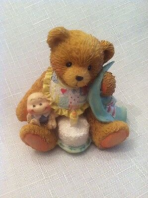 "Enesco Cherished Teddies ""Beary Special One"" #911348"