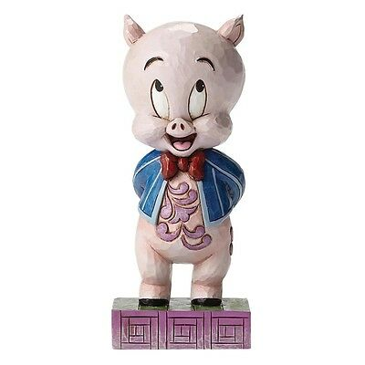 NEW OFFICIAL Looney Tunes Porky Pig Classic / Vintage Figure / Figurine 4049385
