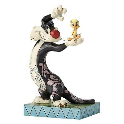 NEW OFFICIAL Looney Tunes Sylvester & Tweety Classic Figure / Figurine 4049386