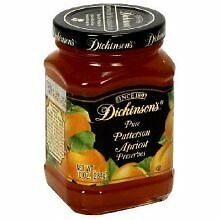 KEHE-51500033623-Dickinson Apricot Preserve, 10 Ounce -- 6 per case.