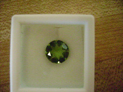 Natural Apple Green Peridot Round 9mm Lot of 1 Stone Ebays Best Deal