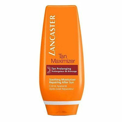 Lancaster Tan Maximizer Soothing Moisturizer Repairing After Sun Face and Body