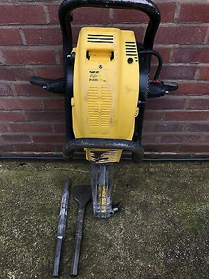 Atlas Copco Cobra Petrol Breaker C/w Steels